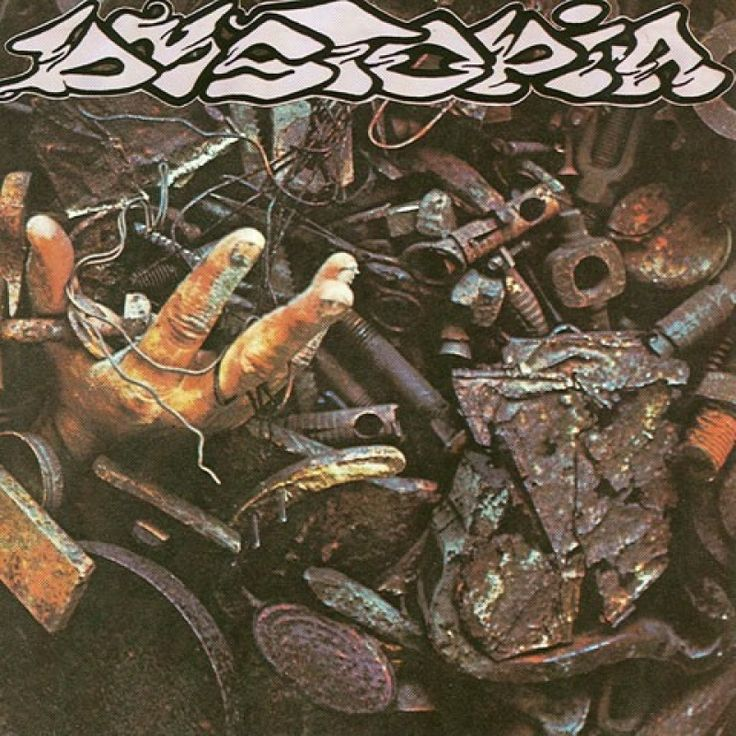 Dystopia Human = Garbage (Vinyl LP) Amoeba Music