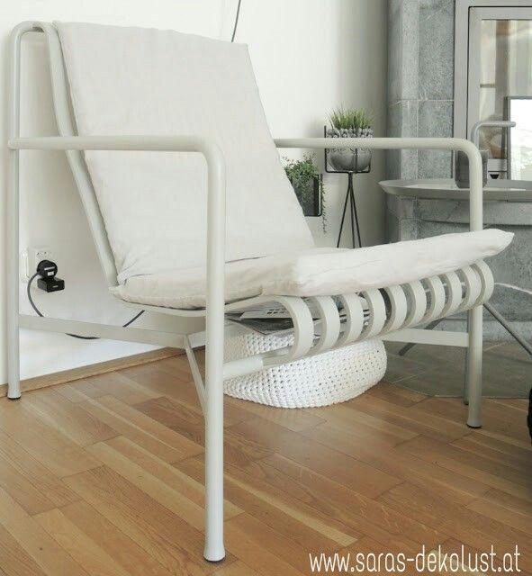 DIY Kissen für HAY Pallisade Lounge Chair