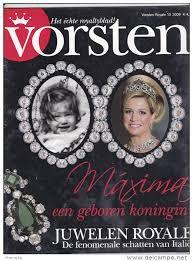 Afbeeldingsresultaat voor vorsten tijdschrift covers