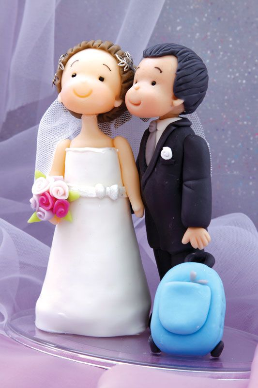 fondant wedding cake toppers tutorial 155 best images about modelados on pocoyo 14388