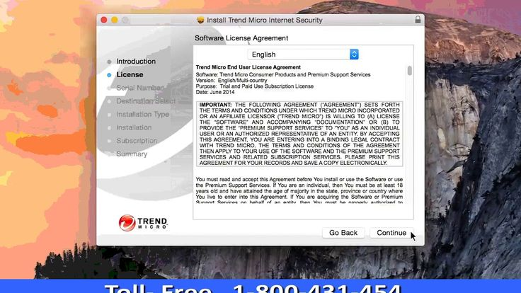 Call 1-800-431-454 (#Australia) for How to Install #TrendMicroAntivirus on Mac, find the right steps described here by the antivirus experts. The whole process is explained to install the Trend Micro antivirus software on your MacBook computer. The entire process is helpful in installation of Trend Micro internet security and if these steps are not effective calling at Trend micro support number will help you to solve the antivirus issue on your computer.