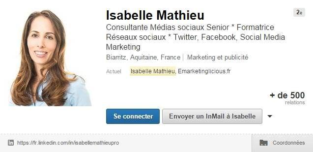 Créer un profil #LinkedIn performant et le rendre visible. L'un de mes 15 articles pour l'#AFNOR Bivi :-) #redaction
