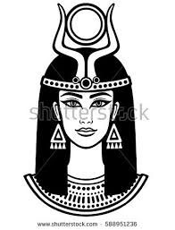 Image result for queen isis drawings