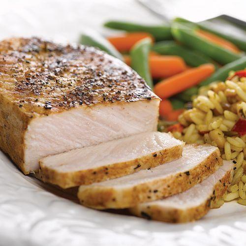 Baked thick boneless pork chop recipes