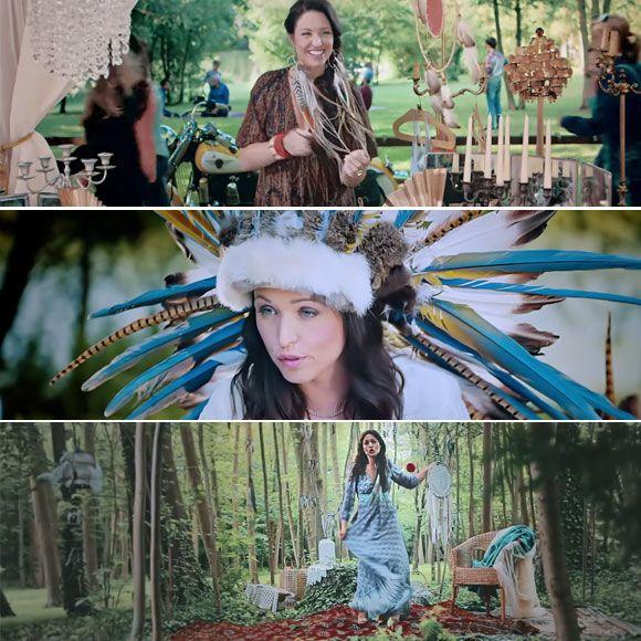 Natasha St-Pier répond à la controverse sur son nouveau clip Tous les Acadiens | HollywoodPQ.com