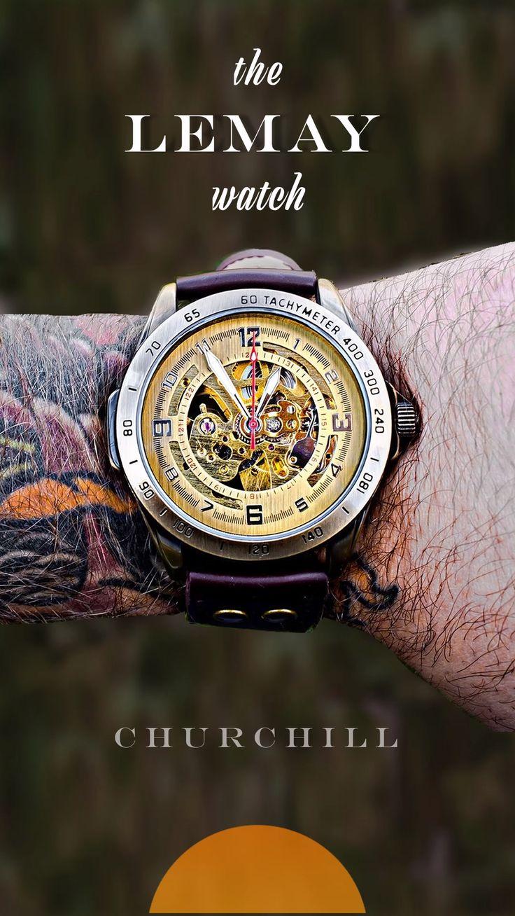 The stunning LeMay watch ★★★★★ (5/5) – chantou doudou