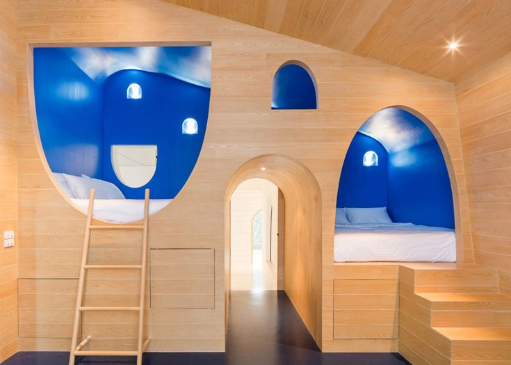 Jerry House by Onion is built around an indoor playground