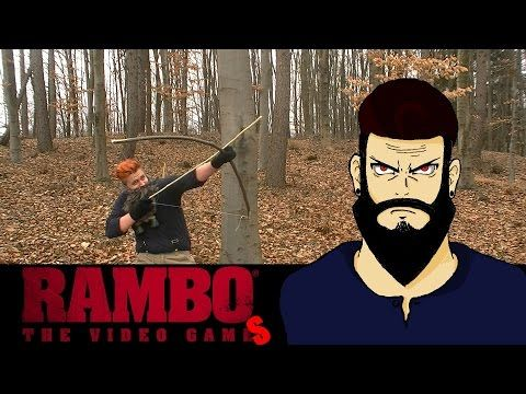Manly Man - Rambo : The Video Game(s) - YouTube