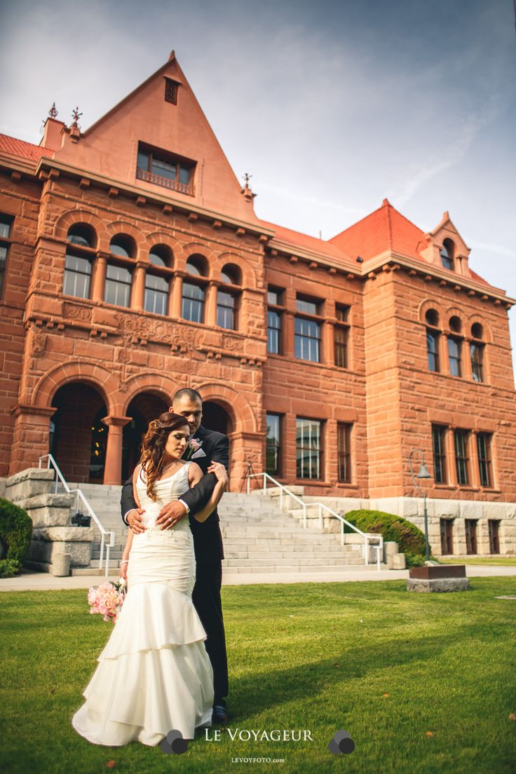 The Old Orange County Courthouse Wedding Day Photography