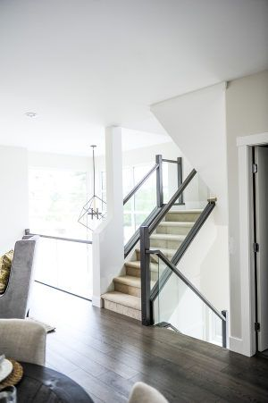 A Modern Townhome Designed For The Love Of Entertaining | Home Design Love  | Pinterest | Modern
