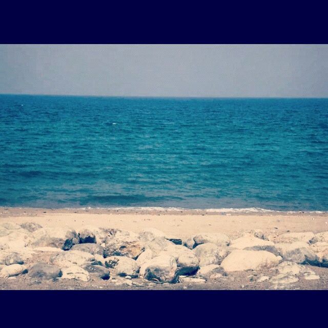 Indian ocean at Oman! Sheer beauty!