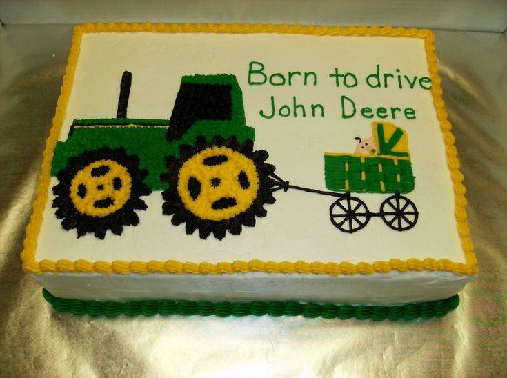 John Deere Baby Shower Ideas | john deere baby shower john deere baby shower for my brother and ...