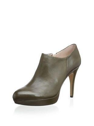 40% OFF Vince Camuto Women's Elvin Platform High Heel Ankle Bootie (Olive Drab 03)
