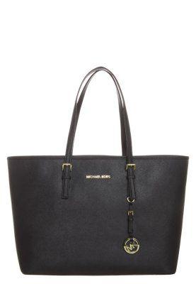 Der JET SETTER für die Metropolista! MICHAEL Michael Kors JET SET TRAVEL - Handtasche - black für 294,95 € (22.09.15) versandkostenfrei bei Zalando bestellen.