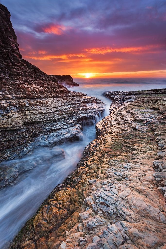 Photograph The Crack by Joe Azure on 500px