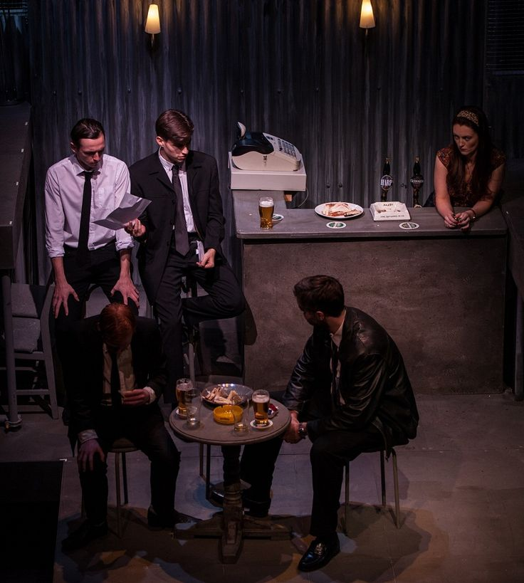 Scenes from the Big Picture by Owen McCafferty | The LIR Academy. Image by Keith Dixon