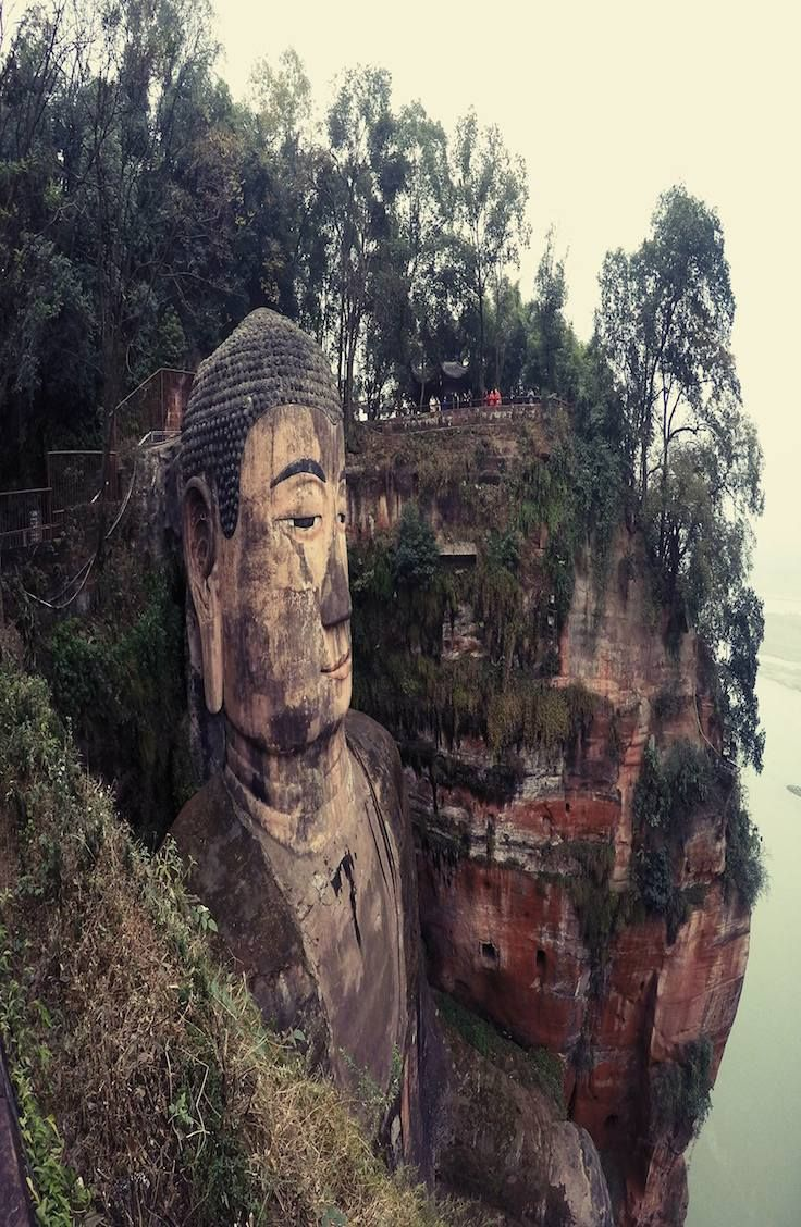 Complete guide to The Leshan Great Buddha in China