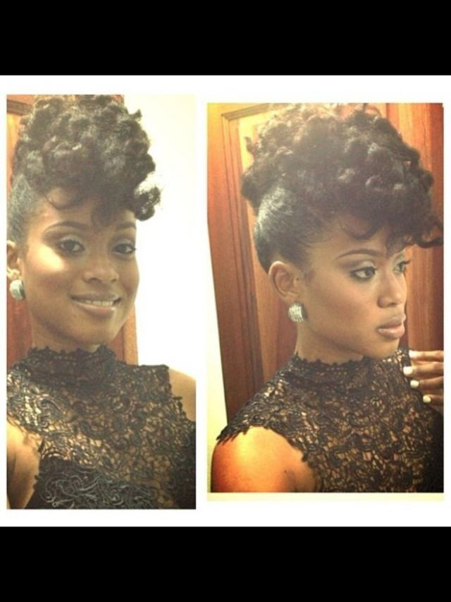 Permalink to Fancy Hairstyles For Natural Hair