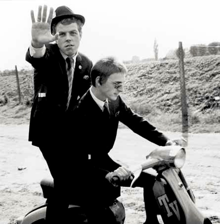 The Style Council, Mick Talbot and Paul Weller                              …
