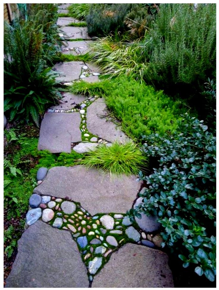 27 Best Unique Garden Paths Walkways Images On Pinterest