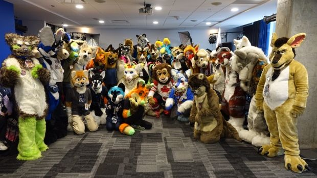 An Ottawa furry convention, called CanFURence, is being held from Nov. 11 to 13 at the Alt Hotel on Slater Street.