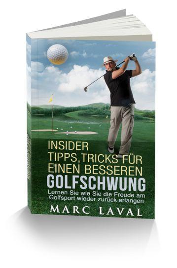 Werden Sie einer der wenigen, exklusiven Golfer, der mit meinen revolutionären Spieltechniken seinen Golfschwung stark verbessern kann