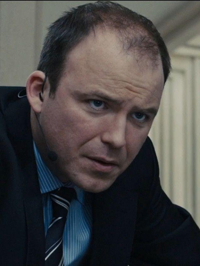 Rory Kinnear (Bill Tanner)