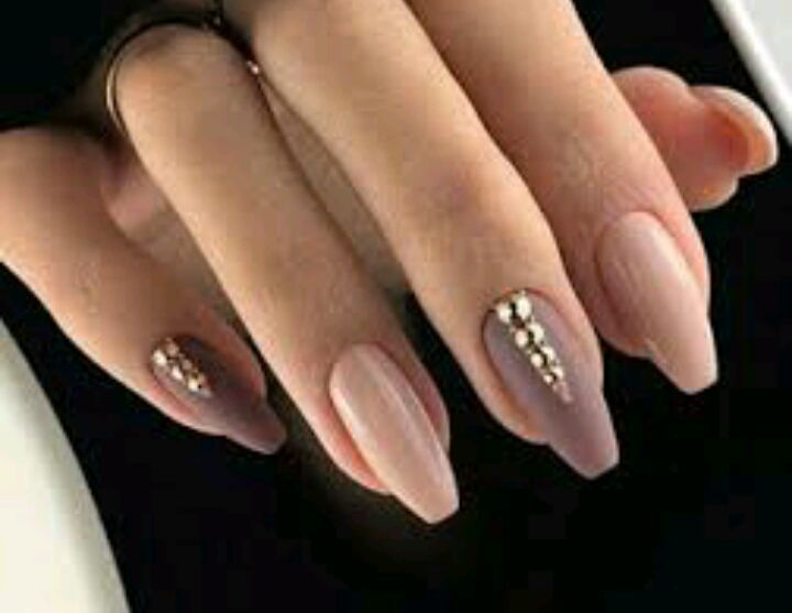 Lil Ball Sister Mauve Nails Gorgeous Nails Gel Nails