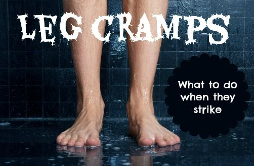 Leg cramps - why you get leg cramps - and what to do when they strike. http://www.mydr.com.au/sports-fitness/leg-cramps