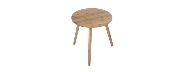 achat table basse bambou prix bas