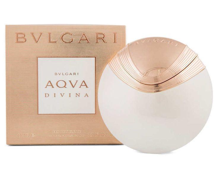 Bvlgari Aqua Divina by Bvlgari 2.2 oz EDT Spray Perfume for Women NEW IN BOX #Bvlgari