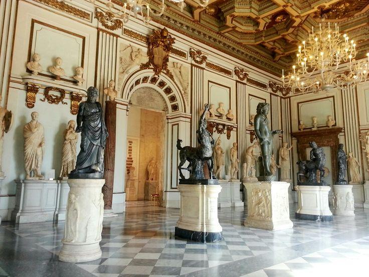 Musei Capitolini, Salone Palazzo Nuovo