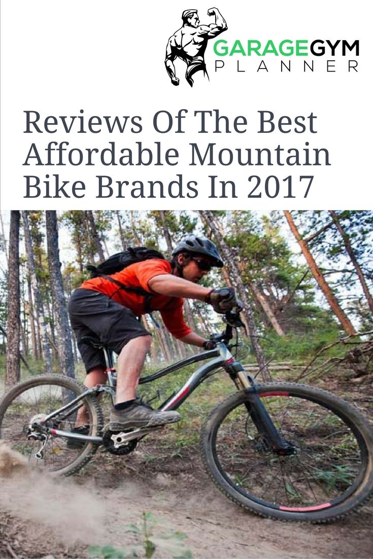 What to Consider When Shopping for the Best Mountain Bike Brands http://garagegymplanner.com/best-mountain-bike-reviews/