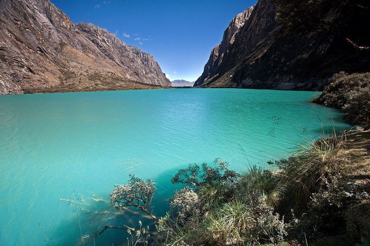 Jour 19 - Fin de votre séjour dans le nord du Pérou et départ vers Lima  Photo : lagune de Llanganuco