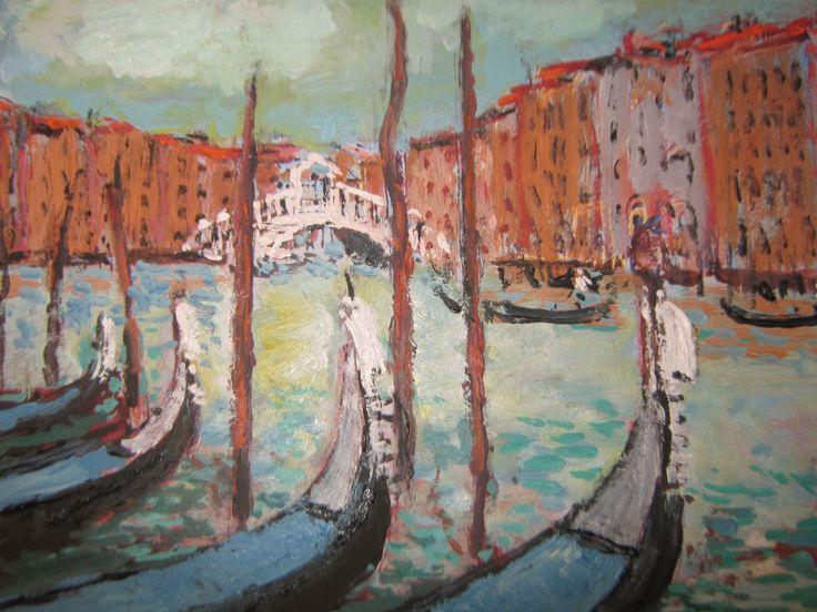 Venezia.Ponte Rialto