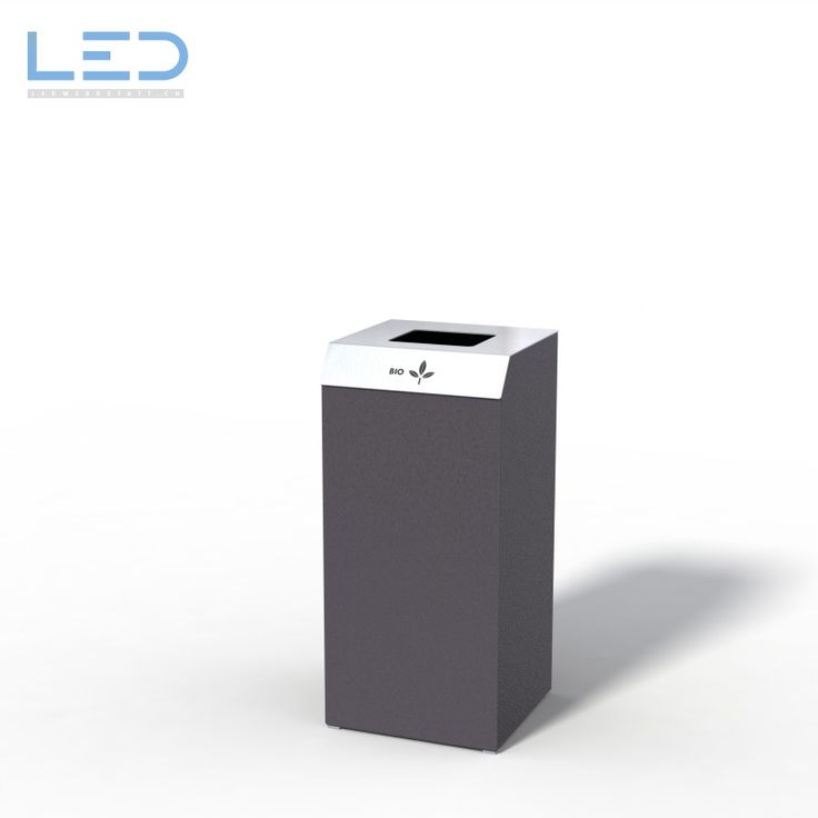 C1-Bin Recyclingstation, Wertstoffbehälter, Abfallbehälter PET, Abfall, Alu