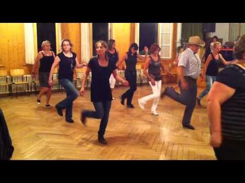 This was one of three dances in the advanced line dance division in the 2006…