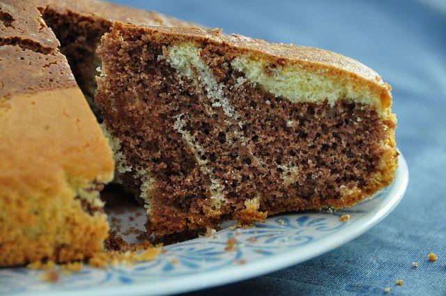 Torta Marmorizzata Bimby Senza Glutine