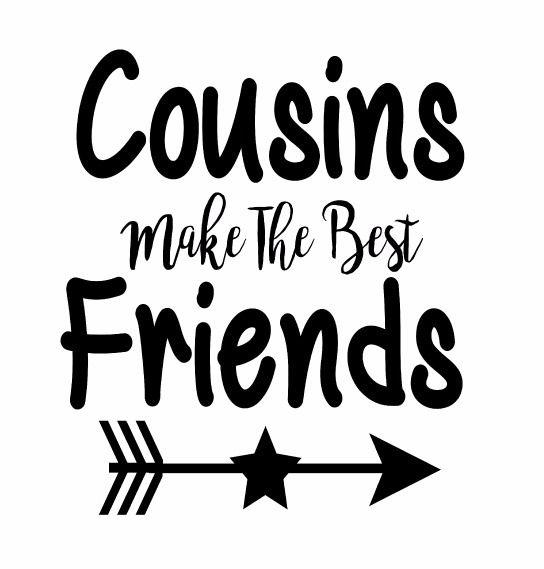 Quotes About Cousins Like Sisters. QuotesGram  |Cousins Best Friends Crazy