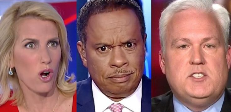 In this remarkable clip from last night on Fox News, Juan Williams gets high priests of the Trump cult Matt Schlapp and Laura Ingraham to admit that the politics of the socialist G20 protesters is …
