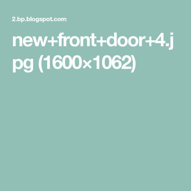 new+front+door+4.jpg (1600×1062)