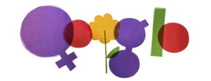 Google on International Women's Day