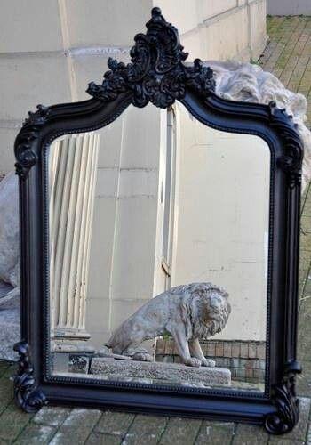 Best 25+ Gothic mirror ideas on Pinterest | Black dressing ...