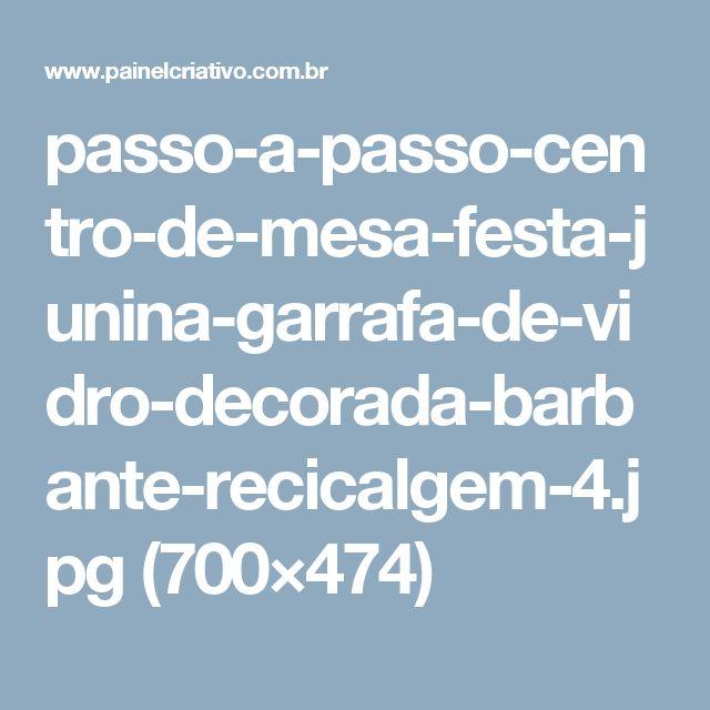 passo-a-passo-centro-de-mesa-festa-junina-garrafa-de-vidro-decorada-barbante-recicalgem-4.jpg (700×474)