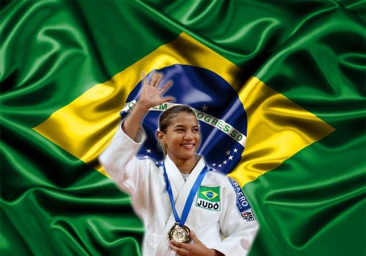 Marinheira Sarah Menezes - Ouro - Nos Jogos Olímpicos de Londres, cerca de 20% dos atletas que integram a delegação brasileira são militares da Marinha e do Exército. Eles somam 51 esportistas de um total de 259, segundo o Ministério da Defesa, e competem em 12 modalidades, entre elas atletismo, esgrima, tiro, natação, pentatlo, judô e taekwondo.