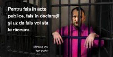 Pe 16 mai prezervativul Kremlinului , cu numele Dodon, și-a văzut sfârșitul politic. Tinerii Moldovei pe care Zâna nu a reușit să-i împuște pe 7 apri...