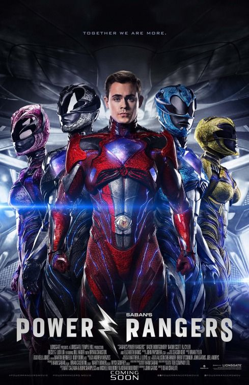 Click to View Extra Large Poster Image for Power Rangers