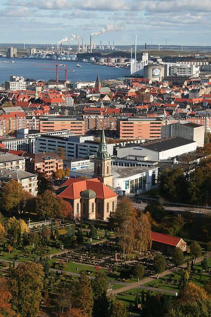 you see aalborg