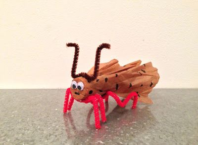 Upper West Side Mom: A (Jewish) Parenting, Cooking and Crafting Blog: Passover Crafts: Locusts (Schistocerca gregaria)