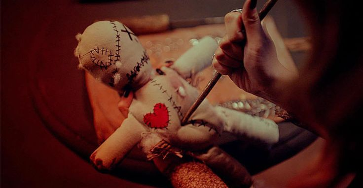 Love spells for voodoo doll
